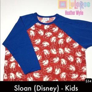 LuLaRoe Sloan NWT Disney!